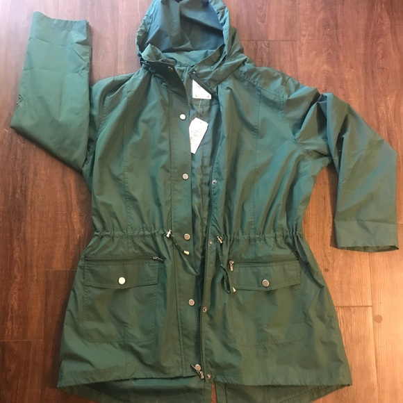 Style & Co Jackets & Blazers - Style & Co • Raincoat